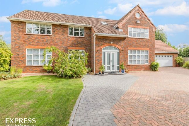 Thumbnail Detached house for sale in Ings Lane, Waltham, Grimsby, Lincolnshire