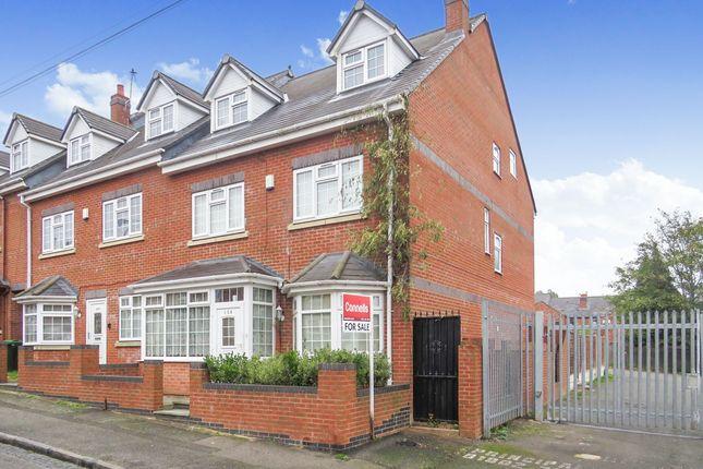 Semi-detached house for sale in Gilbert Road, Edgbaston, Birmingham