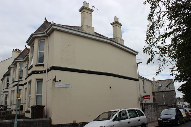 Thumbnail Maisonette for sale in Somerset Place, Stoke, Plymouth