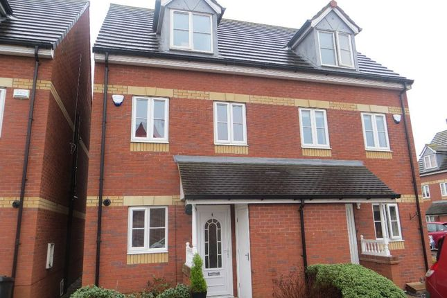 Thumbnail Semi-detached house for sale in Buttermere Close, St Martin's Avenue, North Road, Hull
