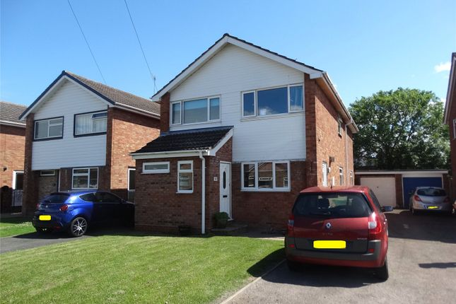 4 bed detached house for sale in Montreal Close, Lower Wick, Worcester