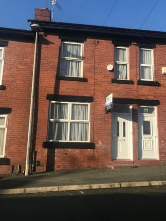 Thumbnail Terraced house to rent in Japan St, Salford