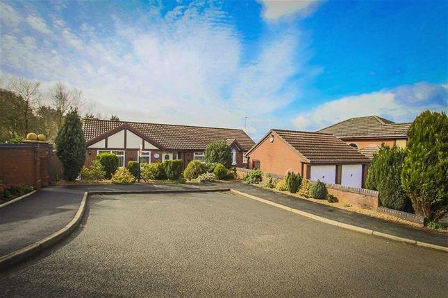 Thumbnail Detached bungalow for sale in Deer Park, Accrington, Lancashire