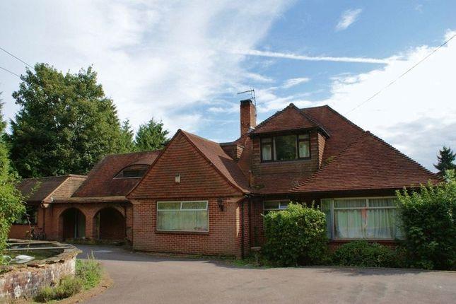 Thumbnail Detached house for sale in Bath Road, Kiln Green, Berkshire