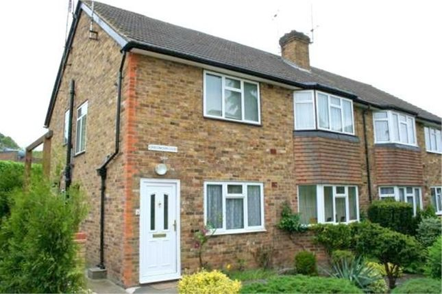 Thumbnail Flat to rent in Grassingham Road, Chalfont St Peter, Gerrards Cross, Buckinghamshire