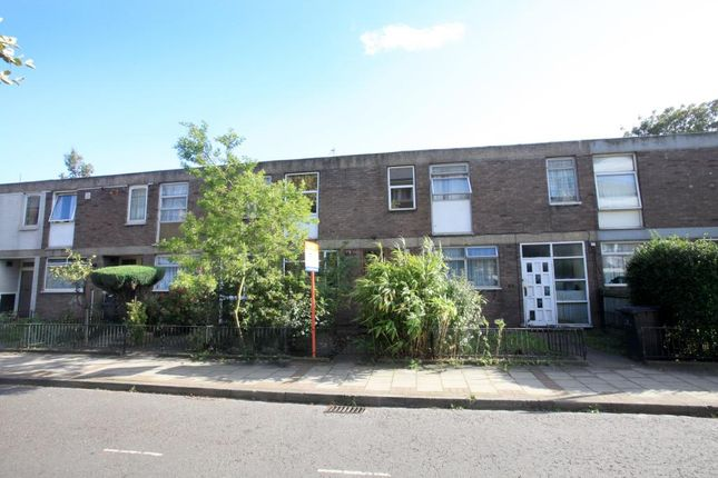 Thumbnail Terraced house to rent in Cottage Grove, Clapham North, London