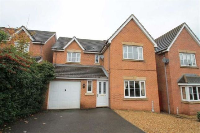 Thumbnail Detached house for sale in Farndish Close, Rushden