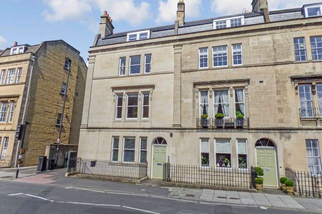 Front of Bathwick Street, Bath BA2
