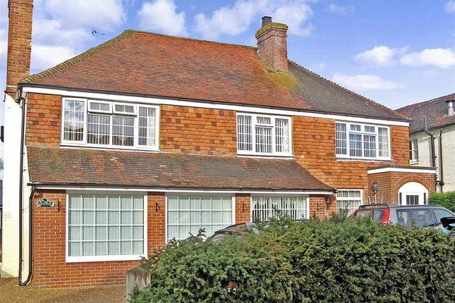 Thumbnail Detached house for sale in The Street, Framfield, Uckfield, East Sussex