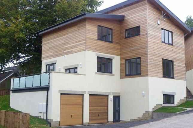 Thumbnail Detached house for sale in Chorley Old Road, Brindle, Chorley