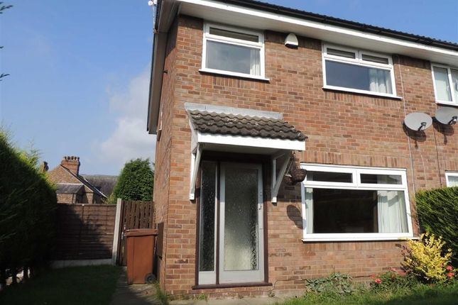 Thumbnail Semi-detached house to rent in Westbury Drive, Marple, Stockport
