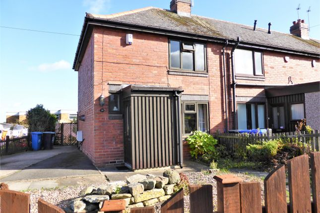 Thumbnail End terrace house for sale in Vickers Road, High Green, Sheffield