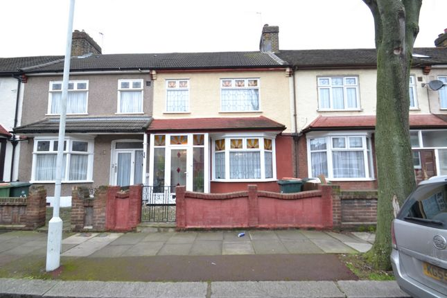 Thumbnail Terraced house for sale in Johnstone Road, East Ham