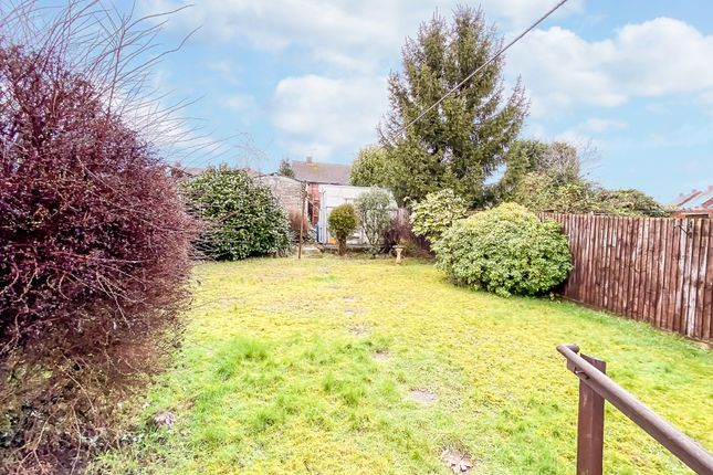Rear Garden of Clark Street, Bell Green, Coventry CV6