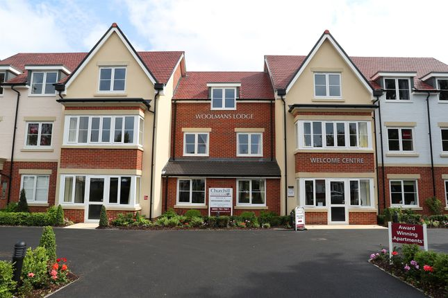 Thumbnail Flat for sale in Solihull Road, Shirley, Solihull