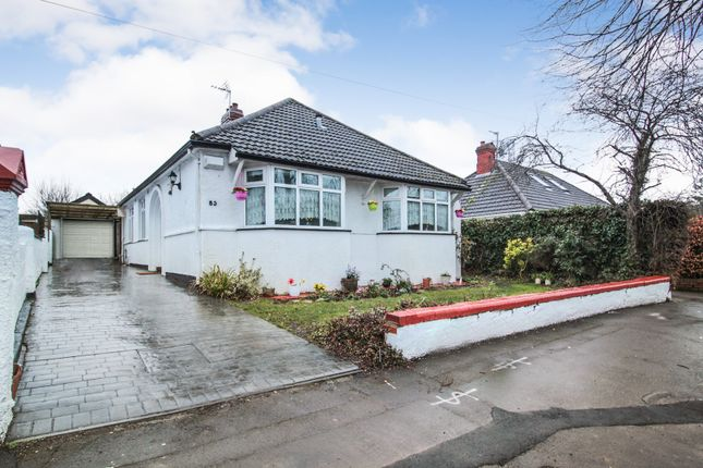 Thumbnail Detached bungalow for sale in Rhydypenau Road, Cyncoed