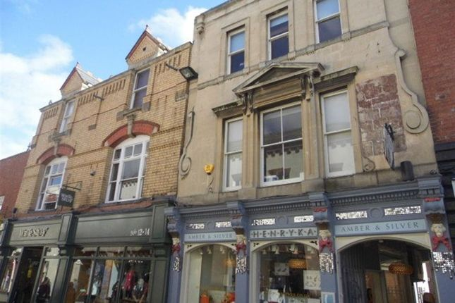 Thumbnail Flat to rent in Widemarsh Street, Hereford