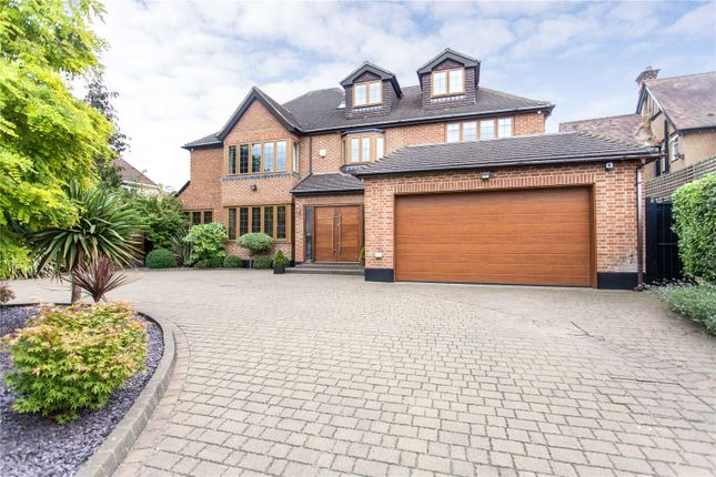 Thumbnail Detached house for sale in Gordon Avenue, Stanmore, Middlesex
