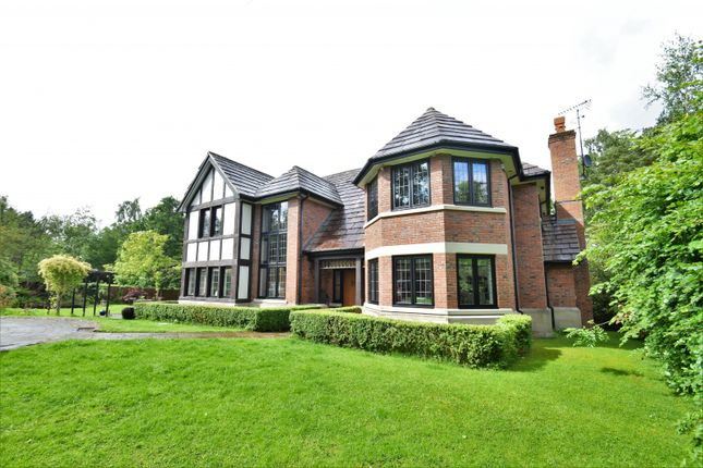 Thumbnail Detached house for sale in Dingle Bank Road, Bramhall, Stockport