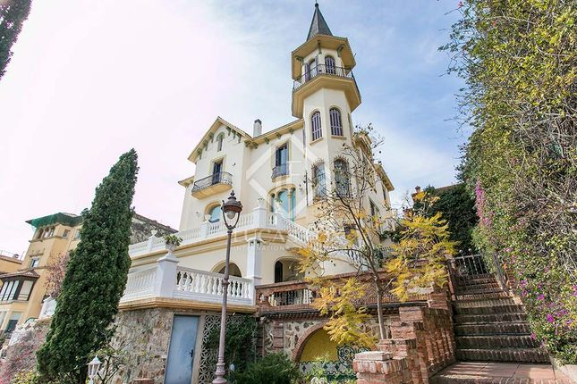 Thumbnail Villa for sale in Spain, Barcelona, Barcelona City, Sant Gervasi - La Bonanova, Lfs2437