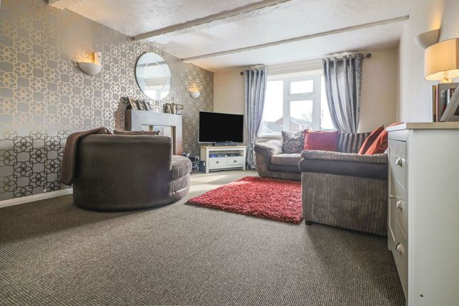 Living Room of Ancholme Avenue, Immingham DN40