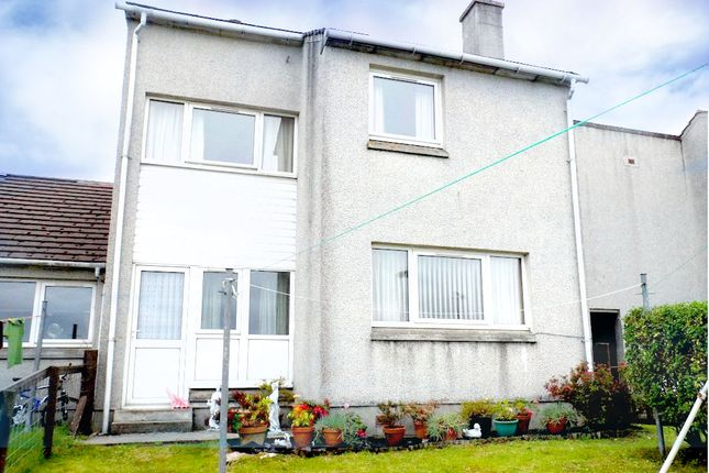 Thumbnail Terraced house for sale in 7 Cearn Chilleagraidh, Stornoway, Isle Of Lewis