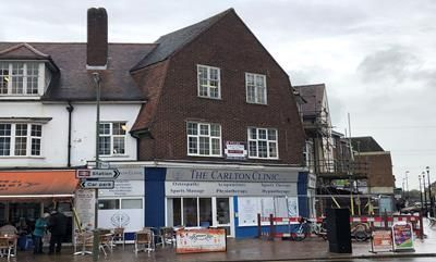Thumbnail Retail premises to let in Ground Floor, Victoria Road, Horley, Surrey