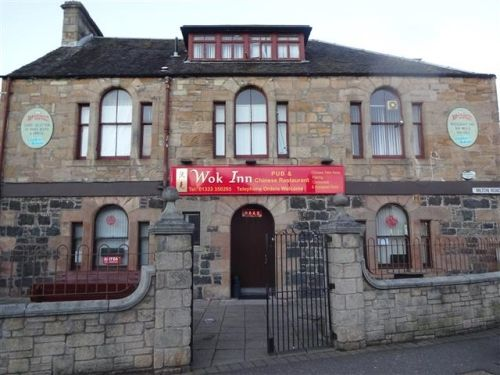 Thumbnail Hotel/guest house for sale in Leven, Fife