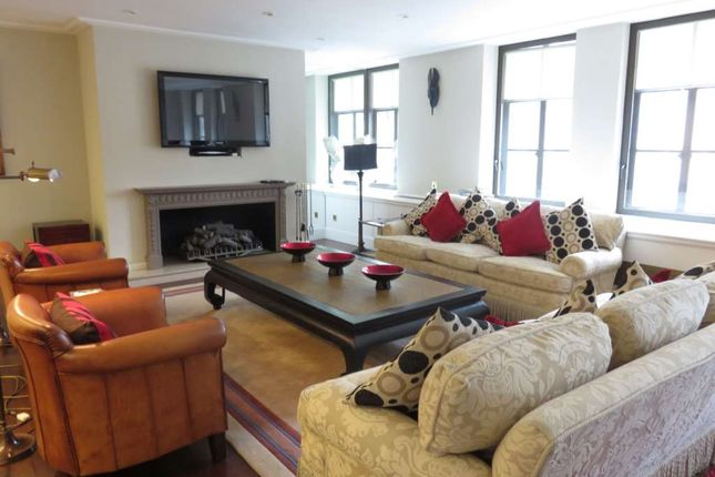 Thumbnail Flat to rent in Savoy Apartments, Savoy Court, The Strand, Covent Garden