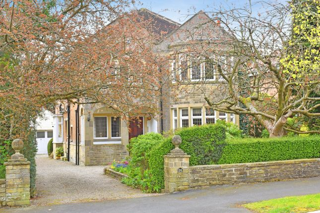Thumbnail Detached house for sale in Almsford Avenue, Harrogate