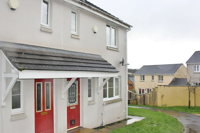 Thumbnail End terrace house to rent in Ash Vale, Lifton
