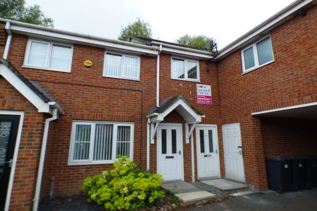 Thumbnail Flat to rent in Ash Road, Litherland