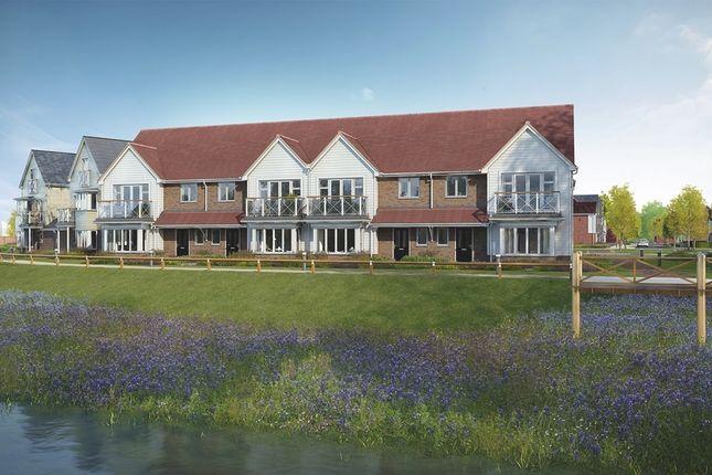 Thumbnail End terrace house for sale in Manley Boulevard, Holborough Lakes, Snodland, Kent