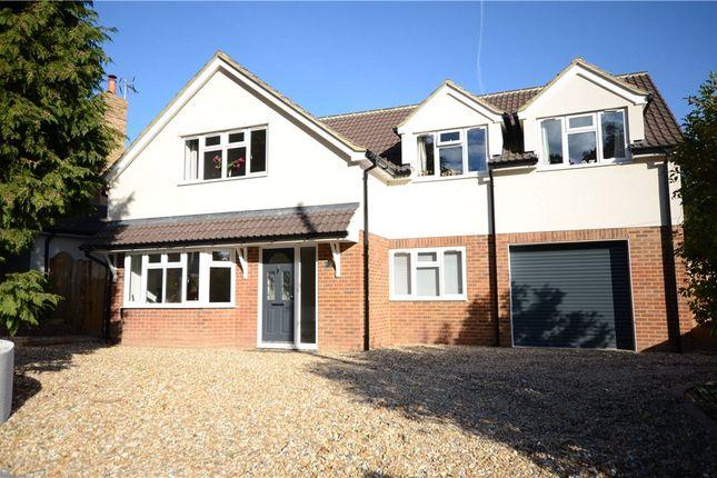 Thumbnail Detached house for sale in Broom Acres, Sandhurst, Berkshire