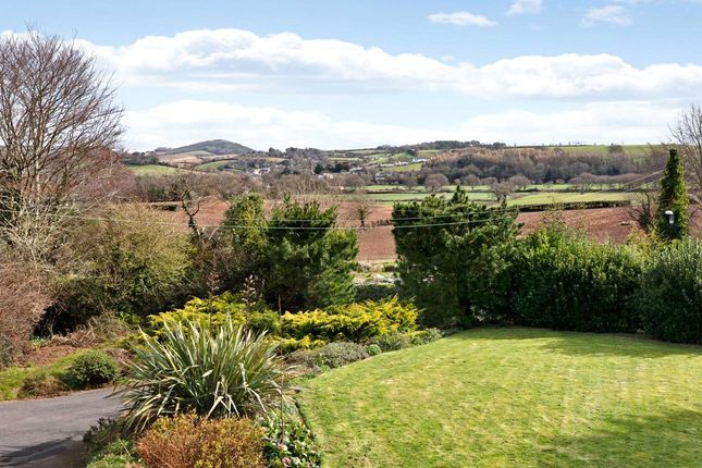 View To Front of East Budleigh, Budleigh Salterton, Devon EX9
