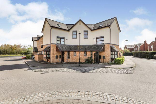 Thumbnail Semi-detached house for sale in Picton Street, Kingsmead, Milton Keynes