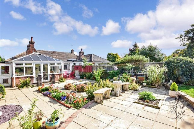 Rear Garden of St. Francis Road, Harvel, Meopham, Kent DA13