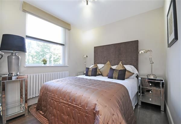 Bedroom of Boydell Court, St Johns Wood Park, London NW8