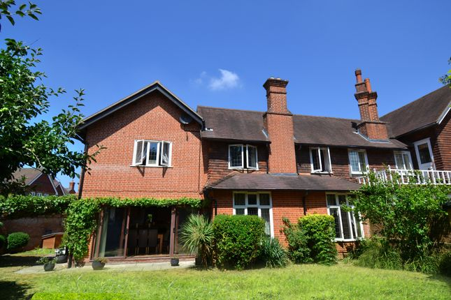 Thumbnail Semi-detached house for sale in The Cedars, Newbury
