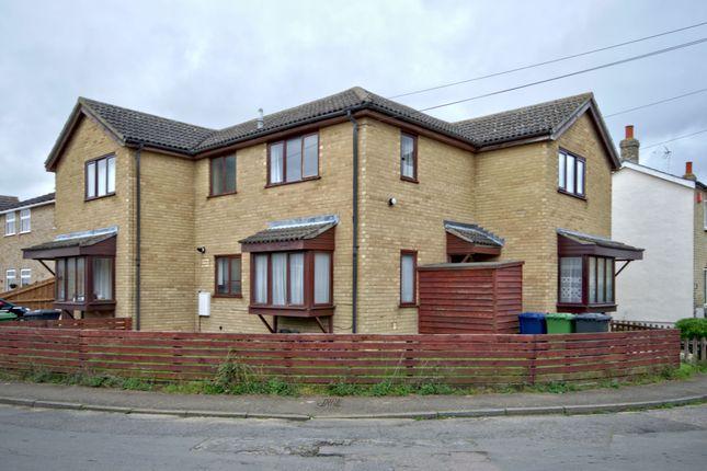 Thumbnail Terraced house for sale in Rooks Street, Cottenham, Cambridge