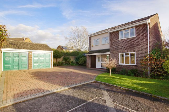 Thumbnail Detached house for sale in Cornwall Crescent, Yate, Bristol