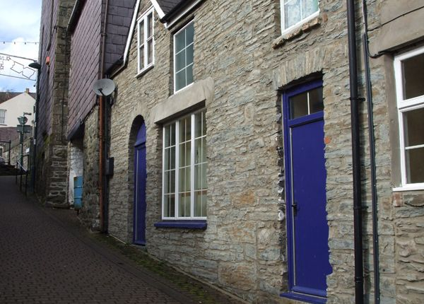 Thumbnail Cottage to rent in King Street, Llandysul, Ceredigion, West Wales