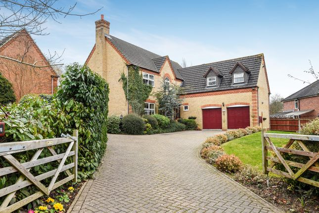 Thumbnail Detached house for sale in Weardale Close, Reading