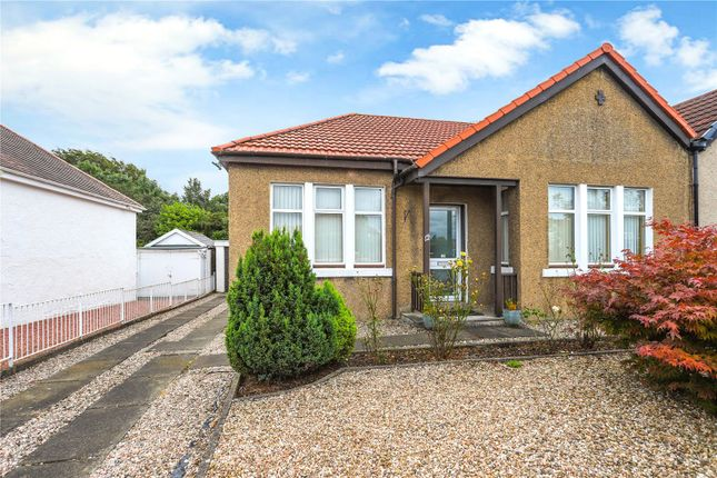 Thumbnail Semi-detached bungalow to rent in 12 Glenside Drive, Rutherglen, Glasgow