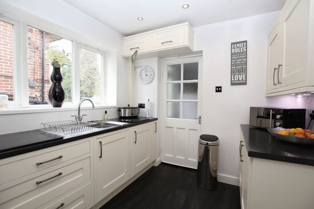 Kitchen of Highfield Road West, Biddulph, Stoke-On-Trent ST8