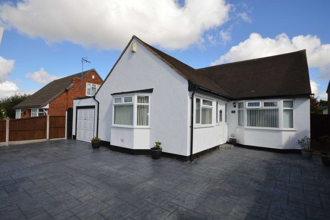 Thumbnail Bungalow for sale in Hawthorne Lane, Bromborough, Wirral