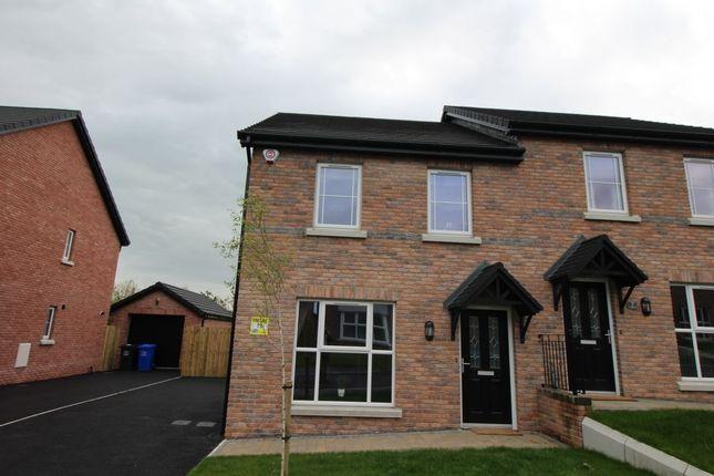 3 bedroom semi-detached house for sale in Porter Green, Ballyhampton Road, Larne