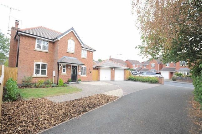 Thumbnail Detached house for sale in Highland Drive, Lightwood, Longton, Stoke-On-Trent