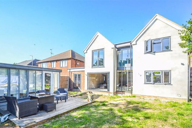 Thumbnail Detached house for sale in Mountdale Gardens, Leigh-On-Sea, Essex