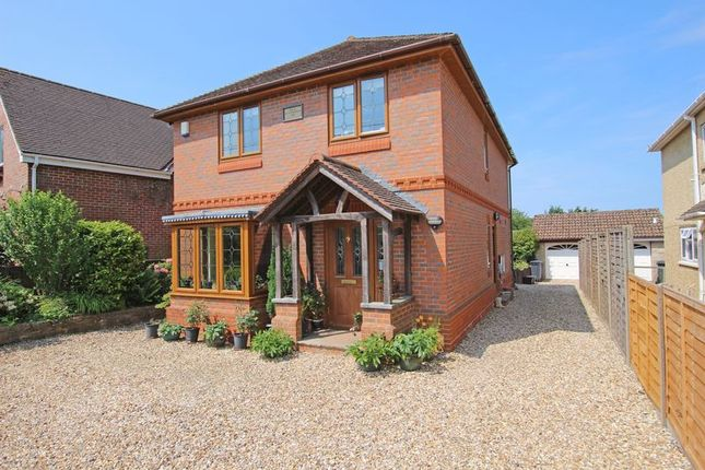 Thumbnail Detached house for sale in The Chestnuts, Knighton Road, Broad Chalke, Salisbury